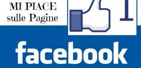Scambio di mi piace sulle pagine facebook