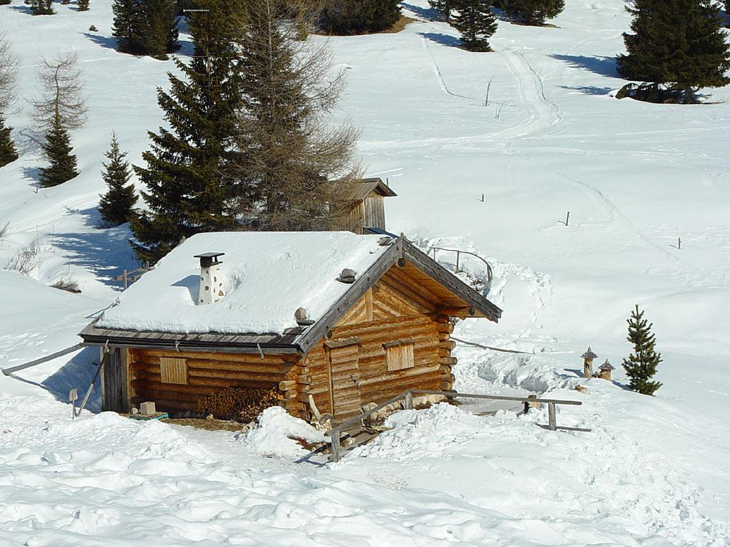 baita vacanze invernali
