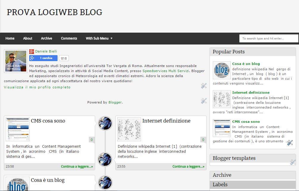 blog logiweb