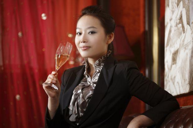 cinese e vino italiano