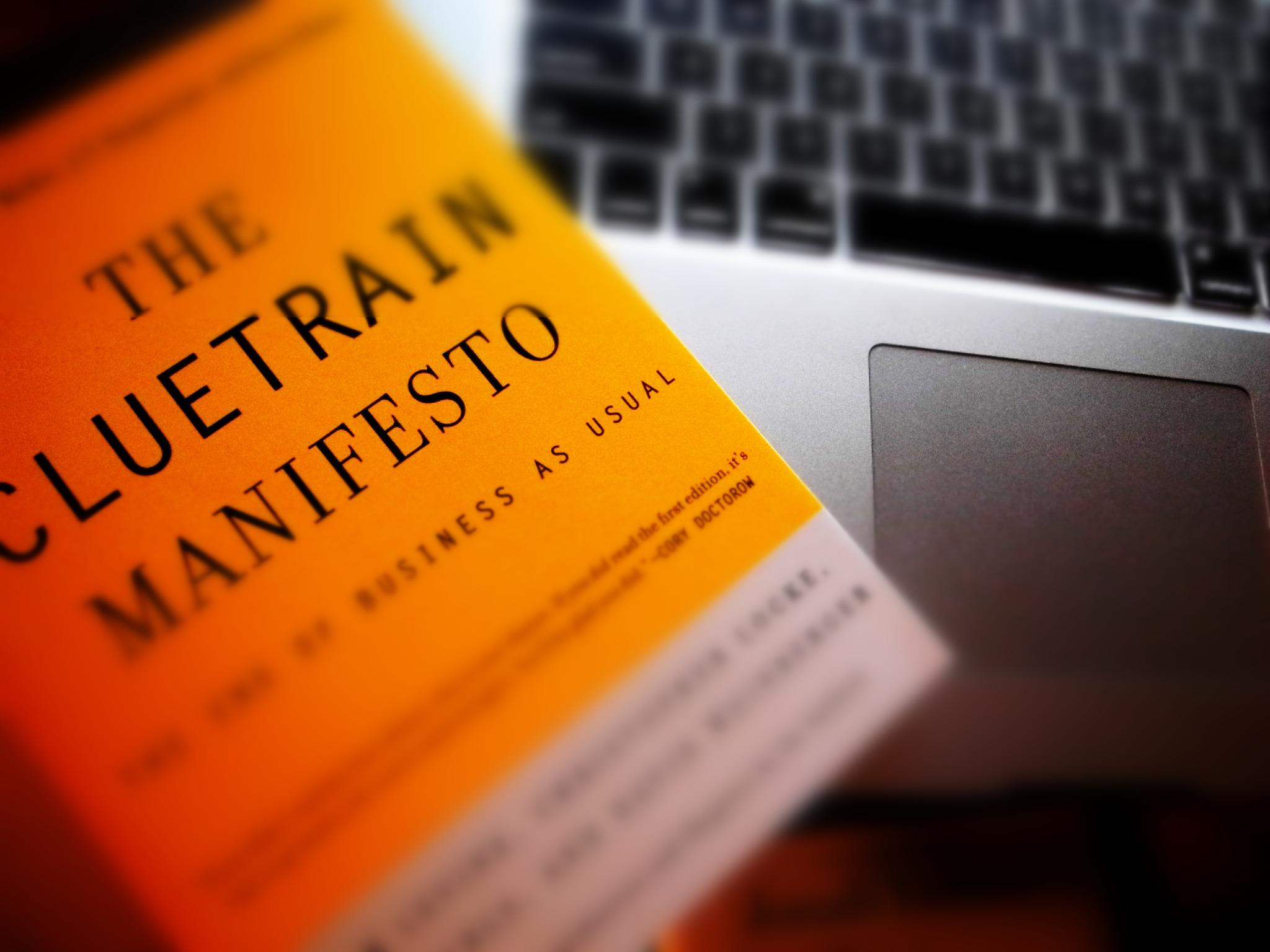 cluetrain manifesto web