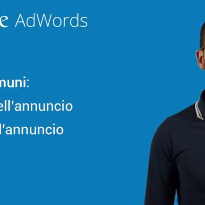 google adwords guida