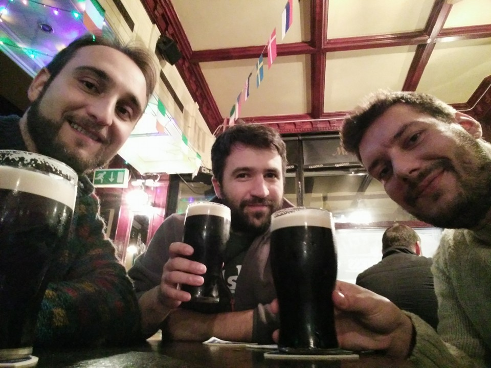 birra tra amici