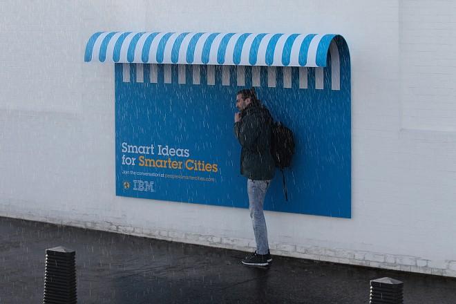 Pensiline IBM. Utilità per i consumer